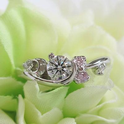 婚約指輪『胃がキリキリするほど緊張のプロポーズ』の記事に添付されている画像
