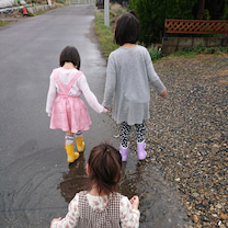 雨上がりのお楽しみの記事に添付されている画像