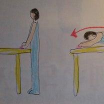 遅くなりました!背中や肩の痛み予防におすすめ!ながら運動「机の拭き掃除編」をお送の記事に添付されている画像