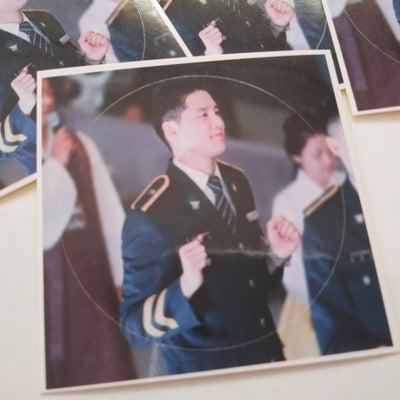 韓国のシアペンさん達からもらった素敵なソンムル☆&ジュンスの日本語メッセージ、打の記事に添付されている画像