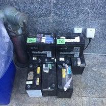 バッテリー回収の記事に添付されている画像
