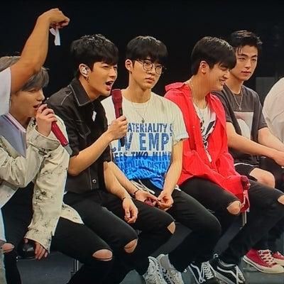 iKONの振り幅の記事に添付されている画像