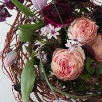 ナチュラルに春のお花の記事に添付されている画像