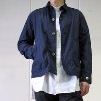 3/14 vol.4 【新デザイン!MANUAL ALPHABET シャツジャケの記事に添付されている画像