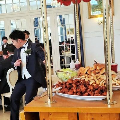 男性だって結婚式を楽しみたい!☆3月16日ご結婚式の記事に添付されている画像