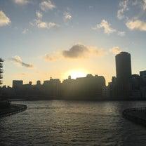 素晴らしい夕陽の記事に添付されている画像