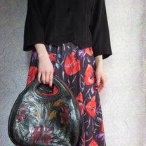 coordinate*black short BL+flowerSKの記事に添付されている画像