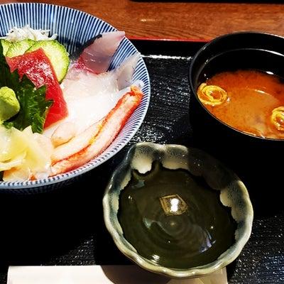 海鮮丼の記事に添付されている画像