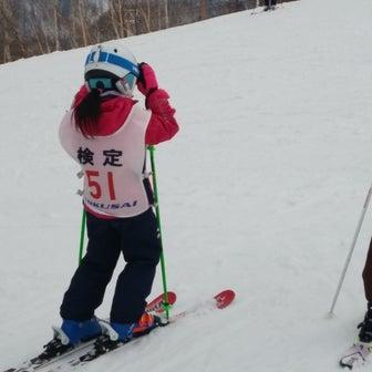 44回目 札幌国際スキー場 2級受検