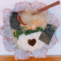【ラーメン 食べログ】ドンブリに咲いた壱輪の花 『ラーメンにとろろ?』の記事に添付されている画像