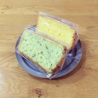 ほうれん草の米粉シフォンケーキの記事に添付されている画像