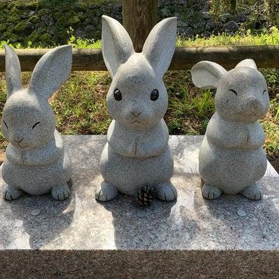 出雲大社ウサギ編の記事に添付されている画像