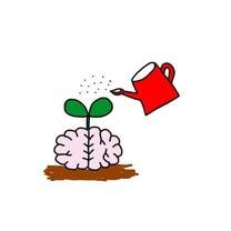 脳育こぼれ話…『自分の好き』『断捨離』の記事に添付されている画像