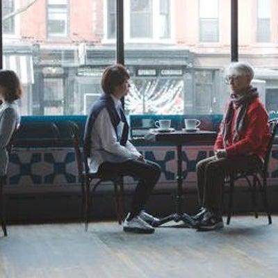 松本潤「嵐の結束」自宅指導 生徒は…。櫻井翔が新CMで坂本龍一と対談、全編NYでの記事に添付されている画像