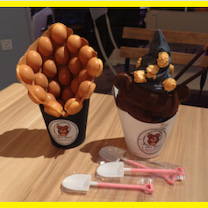 四处乱乱吃284之dessert night~の記事に添付されている画像