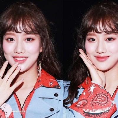 ナウン 2019FW Seoul Fashion Weekに出席の記事に添付されている画像