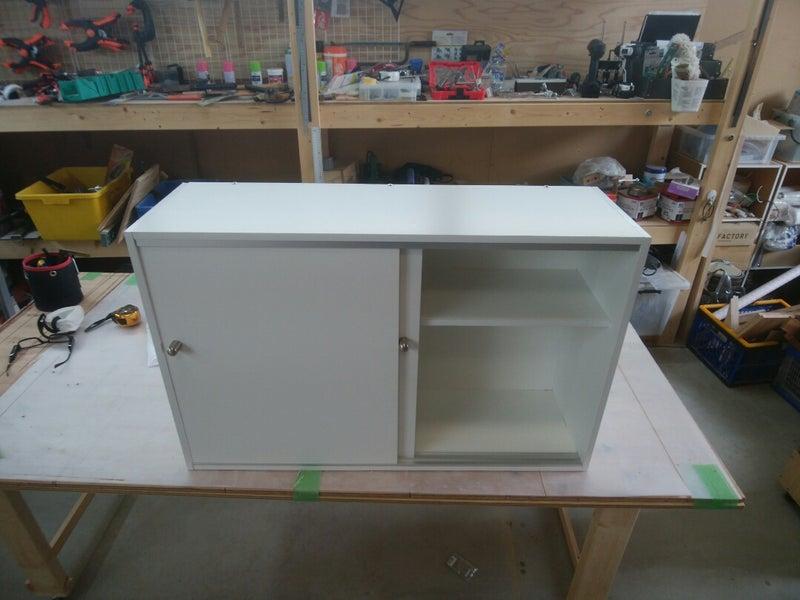 eea5d48a27 キチンカー(移動販売車)に必要な収納棚と作業テーブル | 移動販売車 ...