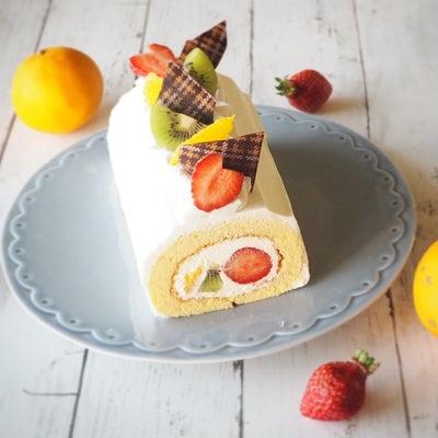 農家の嫁パティシエールが伝える!ふわふわロールケーキを作るコツ!の記事に添付されている画像