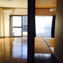 出国、アパートの桜の木に別れを告げての記事に添付されている画像