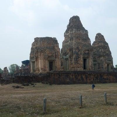 カンボジアの日常風景の記事に添付されている画像