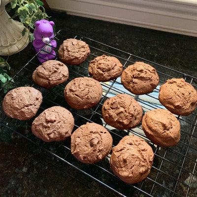 元気がうれしくて、朝からクッキーを焼く。の記事に添付されている画像