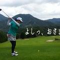 #ゴルフスイングの画像