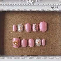 ネイルチップ 「桜」の記事に添付されている画像