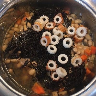 久しぶりの五目豆のお値段の記事に添付されている画像