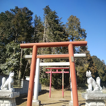 スーパーサイヤ人みたいな(笑)【神様との話 女化神社にやっとお礼参り②】の記事に添付されている画像