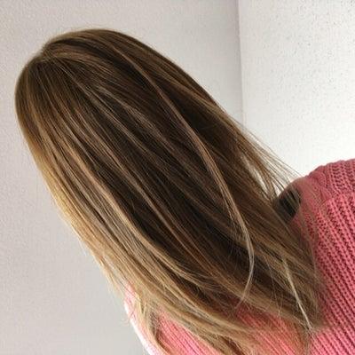 春髪セピアアッシュカラー\(^o^)/の記事に添付されている画像