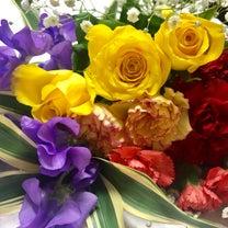 素敵な花束の記事に添付されている画像