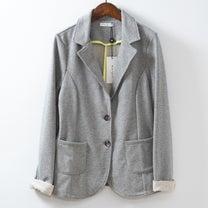 いつもいつも使えるジャケット♡の記事に添付されている画像
