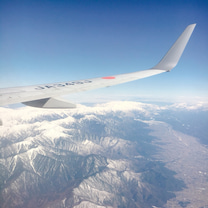 羽田ー小松 JAL便搭乗の記事に添付されている画像
