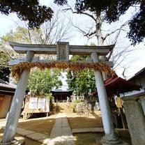 小豆沢神社の記事に添付されている画像