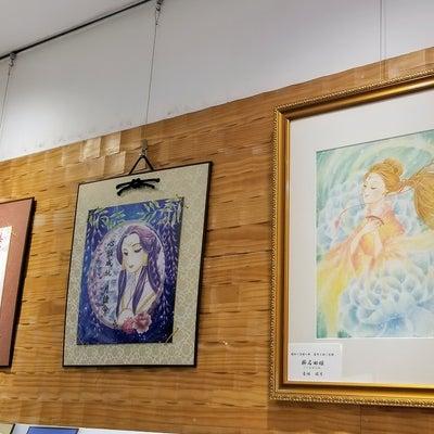 本日締切‼️~神様アート&メッセージ・卯月クシナダヒメ~の記事に添付されている画像