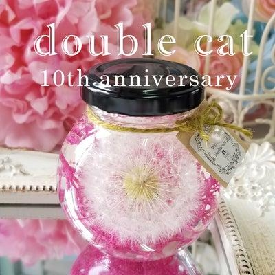 「ダブルキャット」 10th anniversary ありがとうございました!!の記事に添付されている画像