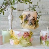 花キャンドルコースレッスンご卒業おめでとうの記事に添付されている画像
