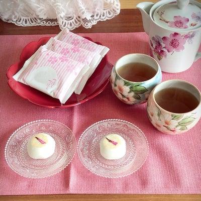 ♡お花見❤︎桜のtea time⋆*❁*⋆ฺ。*♡の記事に添付されている画像