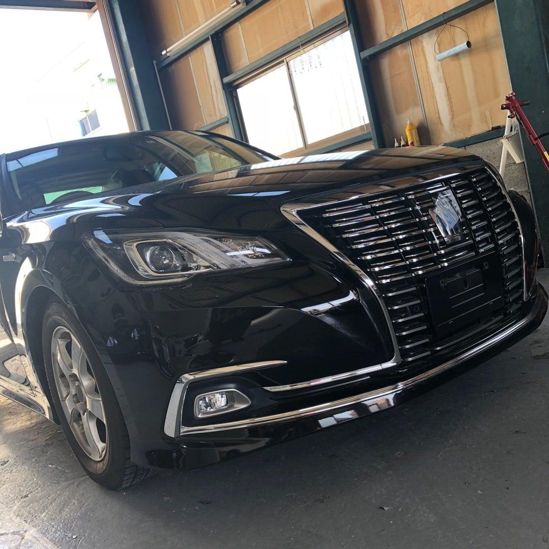 CROWN only shop 株式会社CAR RELAX210系クラウン☆ロイヤルサルーン
