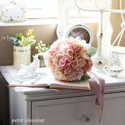 募集【おうちアトリエ】4月お花1dayレッスンの記事に添付されている画像