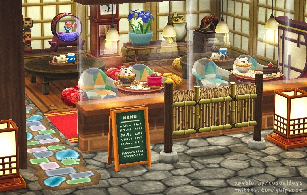 カフェ コテージ ポケ 森 【ポケ森】ジャスミンのアジアンスイーツカフェ5000ベルで3連続登場!!金狙い♪【どうぶつの森ポケットキャンプ】