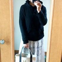 レースワンピをレイヤードして少しだけ春コーデ♡の記事に添付されている画像