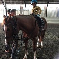 発達が気になる子にオススメ!乗馬レッスンは一石二兆のトレーニングです!【馬德里休の記事に添付されている画像