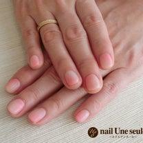 桜カラーネイル♪の記事に添付されている画像