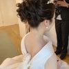 結婚式出張ヘアメイクBlog / 都内のおしゃれなレストランウエディングの画像