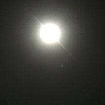 霧に包まれた夜 満月の夜 宇宙元旦に決意したことの記事に添付されている画像