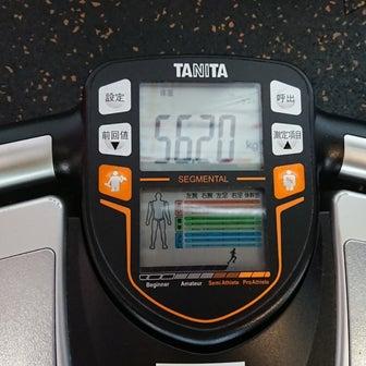 今期のバルクアップ、体重増はこれにて打ち止め !