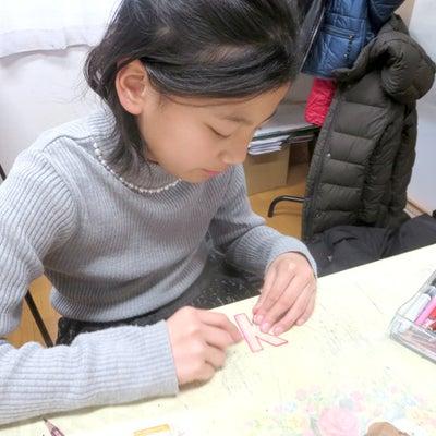 プラバン作り!(2回目)~金曜日~の記事に添付されている画像