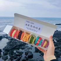 済州島の人気カフェ。の記事に添付されている画像