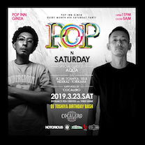 POP N SATURDAY~DJ TOSHIYA BIRTHDAY BASH~の記事に添付されている画像